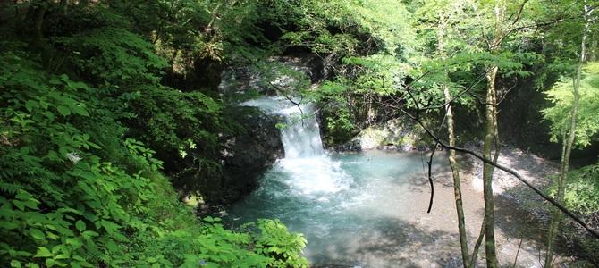 大柳川(富士川町)